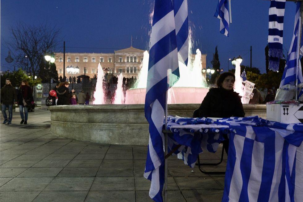 Tsipras e l'illusione del popolo greco