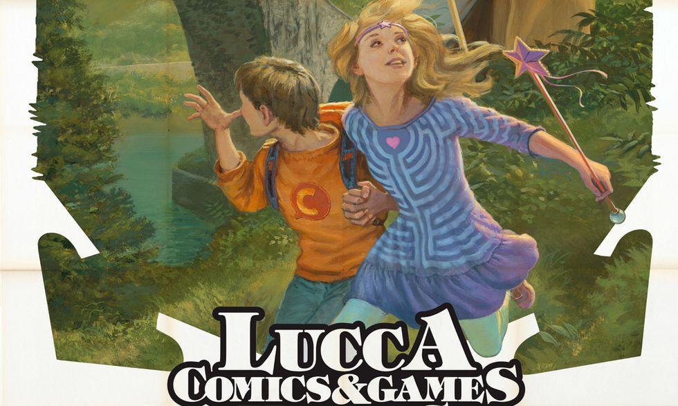 Lucca Comics 2017: fumetti, mostre, autori da non perdere