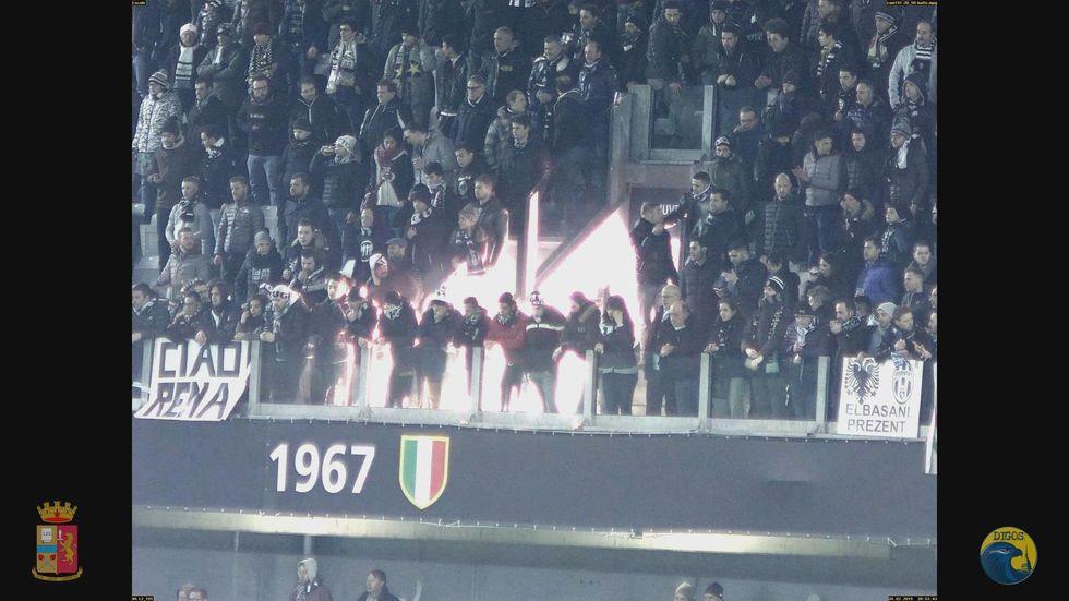 la Pallonata - Il Grande Fratello (buono) dello Juventus Stadium