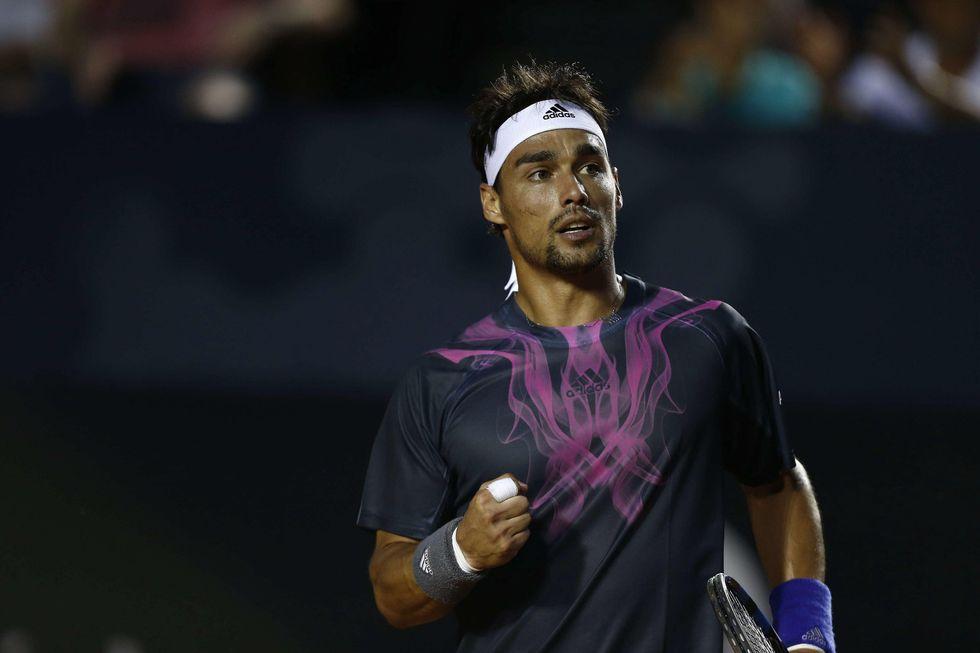 Impresa Fognini: batte Nadal e va in finale a Rio