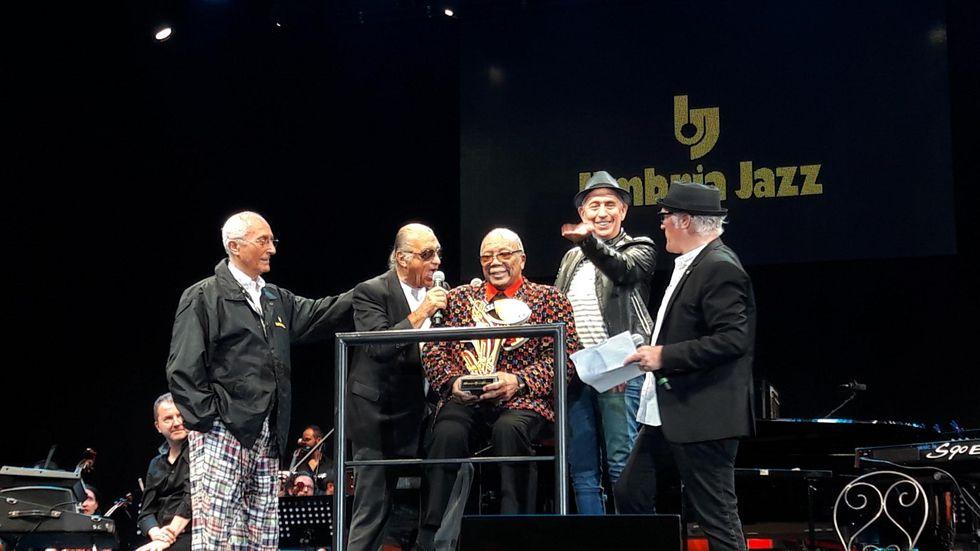 Quincy Jones celebra la sua arte a Umbria Jazz - Recensione