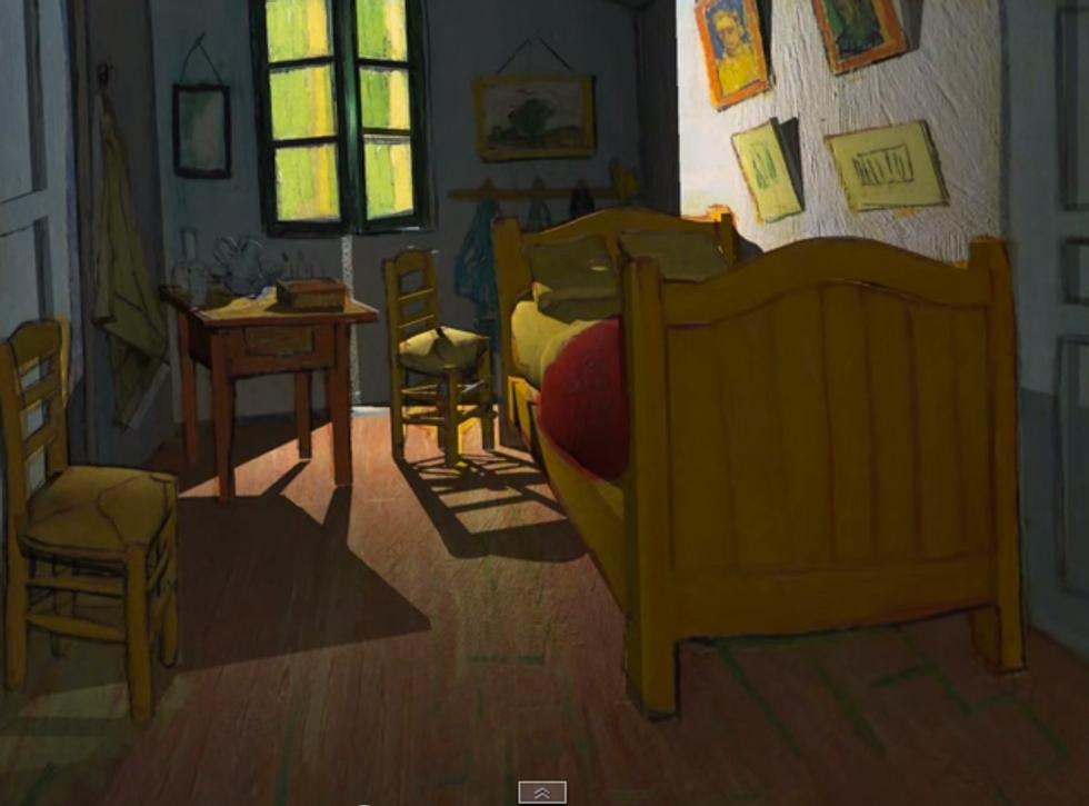 Van Gogh: e se i quadri si animassero?