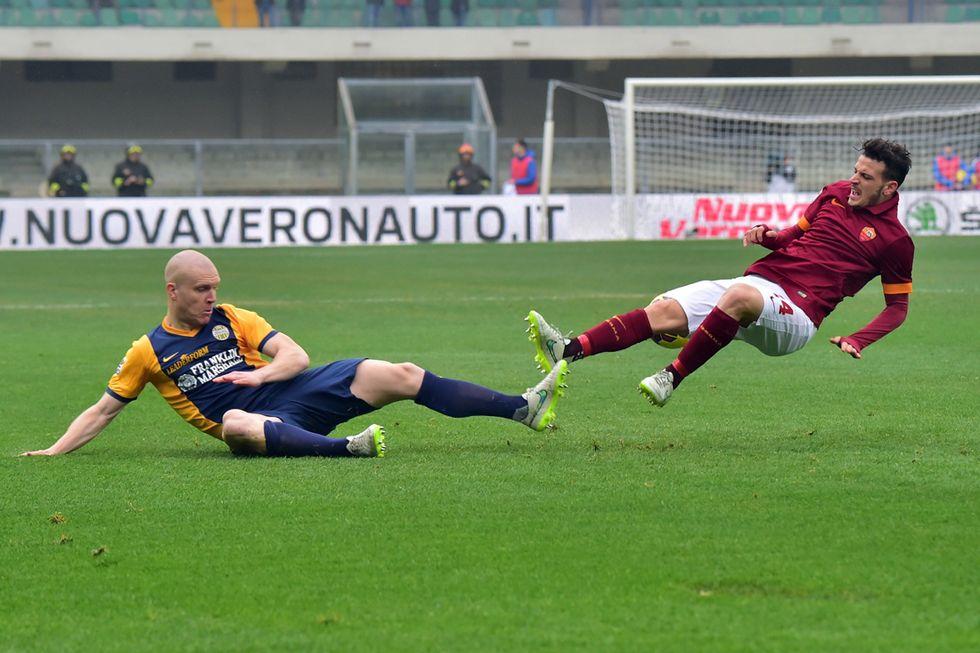 Roma: ko anche Florenzi, Feyenoord a rischio