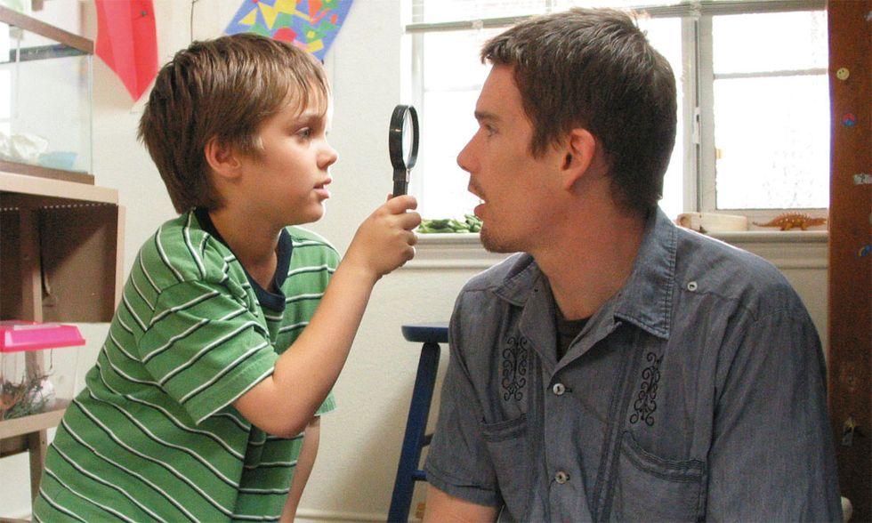 Boyhood di Richard Linklater, il dvd in edicola con Panorama