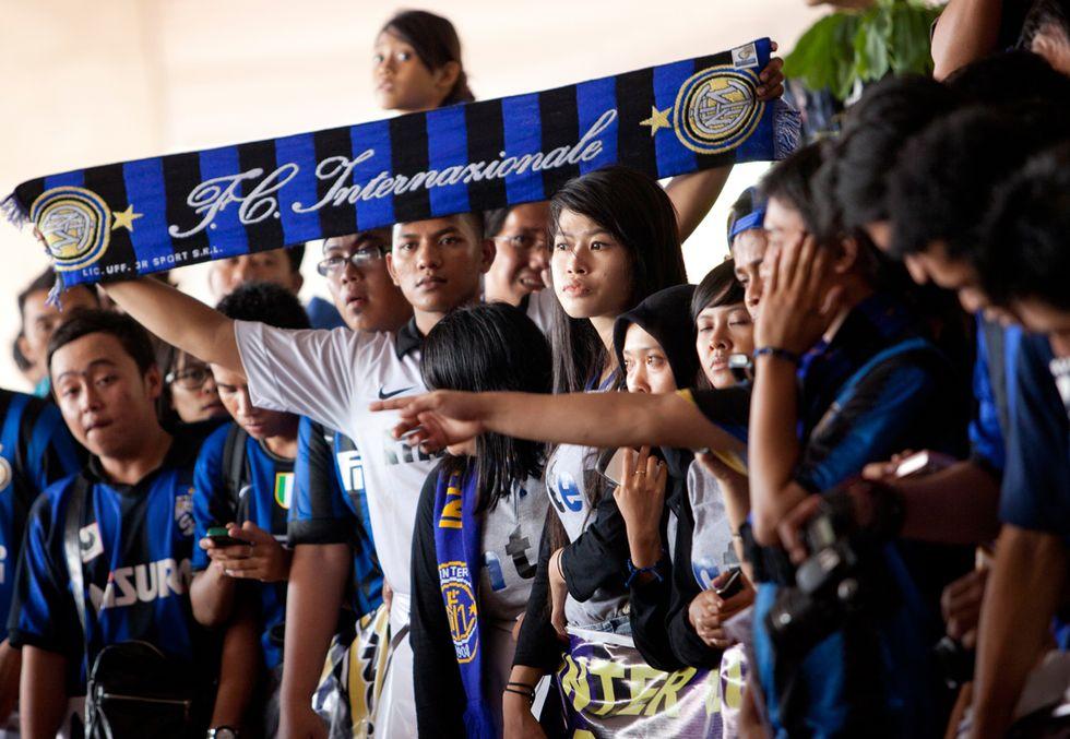 Merchandising: boom in Asia per l'Inter, parola di Thohir