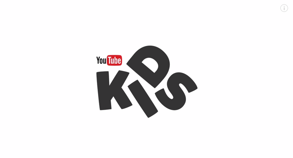 YouTube Kids: l'app per i bambini
