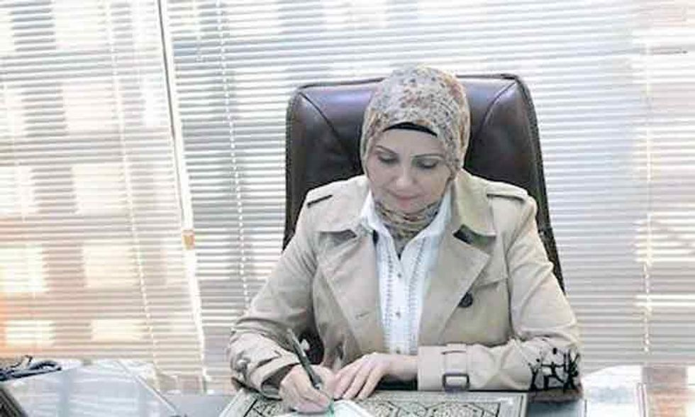Un sindaco donna a Baghdad