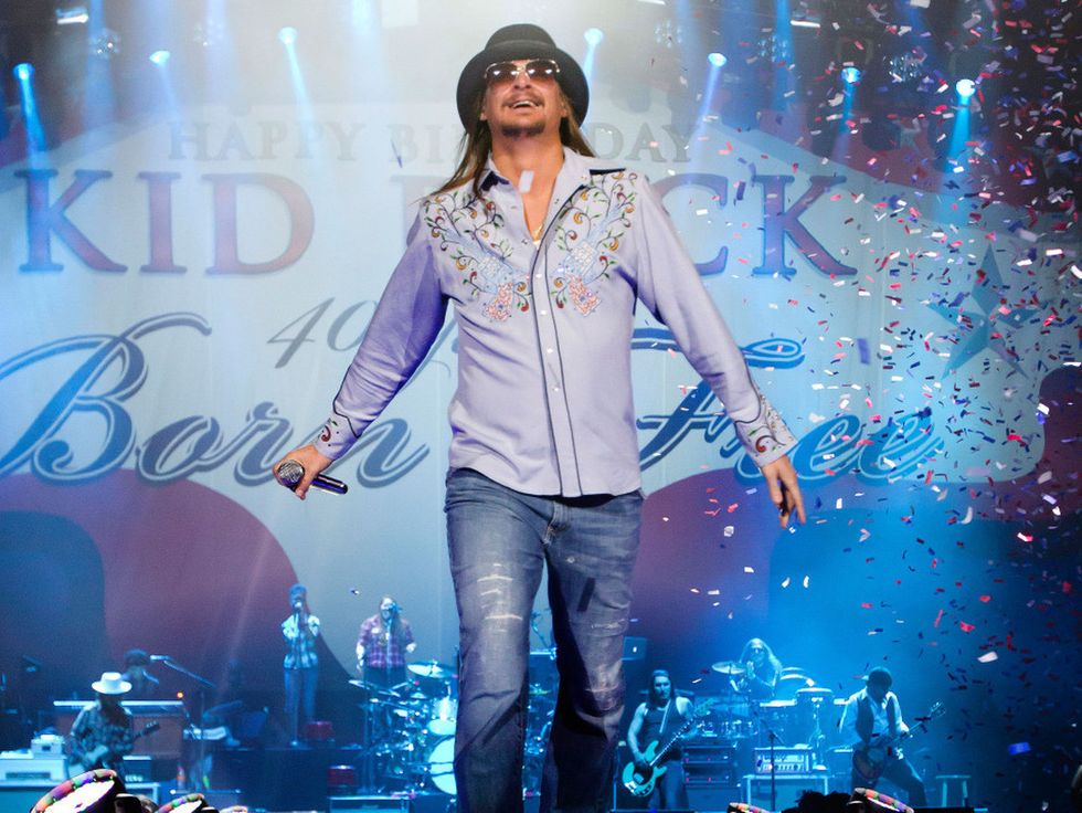 "Kid Rock: Le 5 canzoni cult di ""First Kiss"""