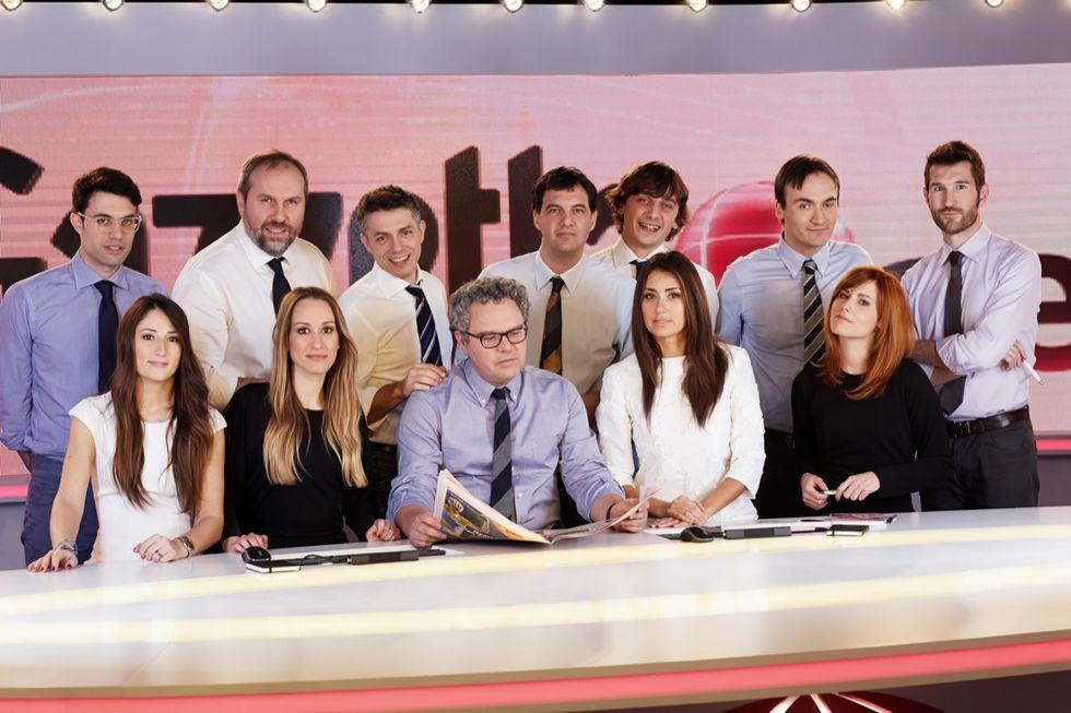 Gazzetta Tv, a tutto sport sul digitale terrestre