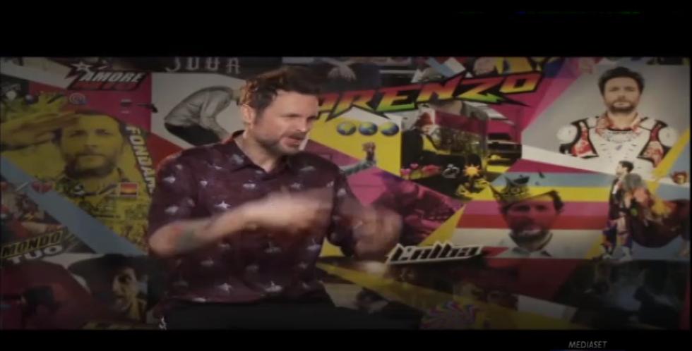 "Lorenzo presenta ""Jovanotti 2015 cc"""