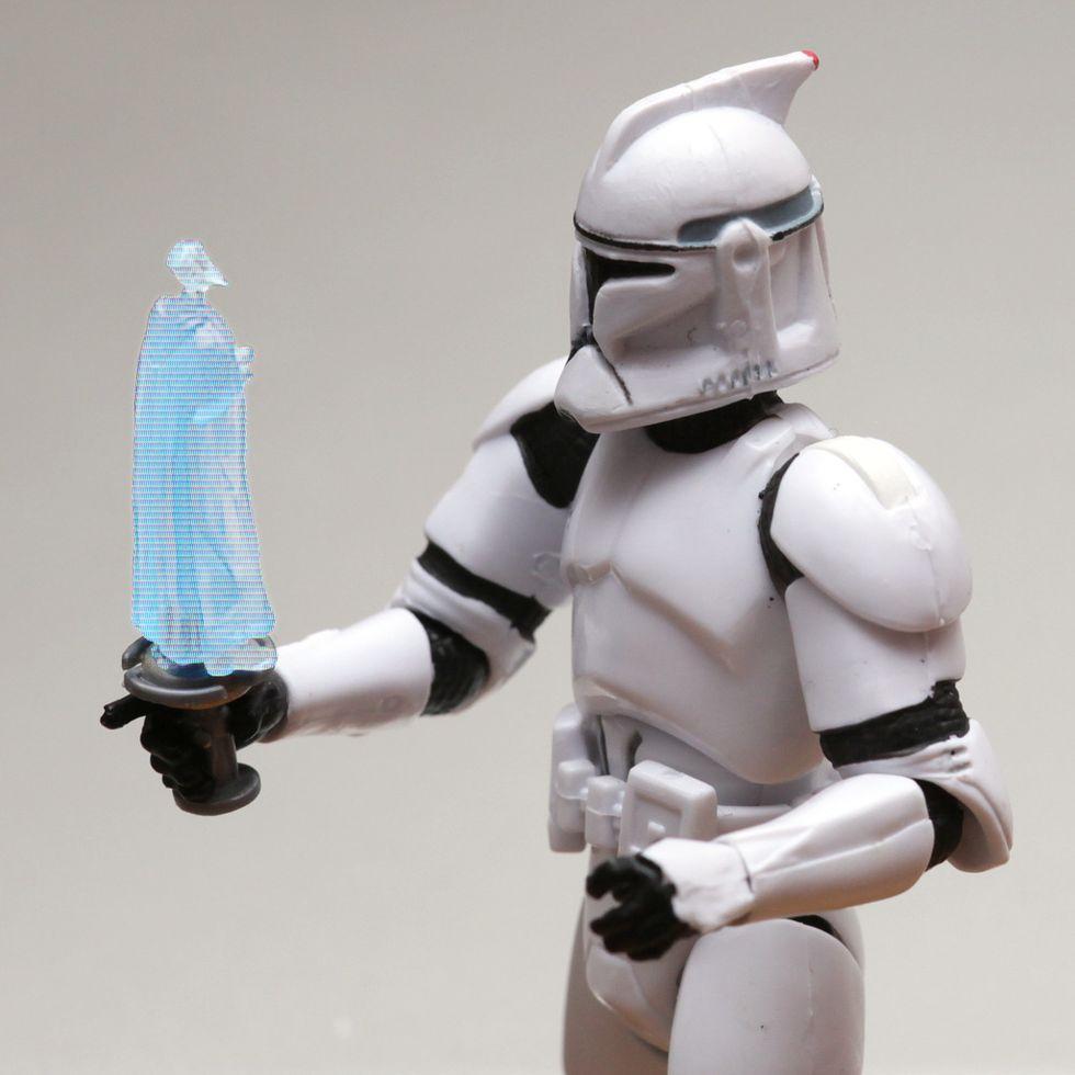 Ecco come uno smartphone proietterà ologrammi alla Star Wars