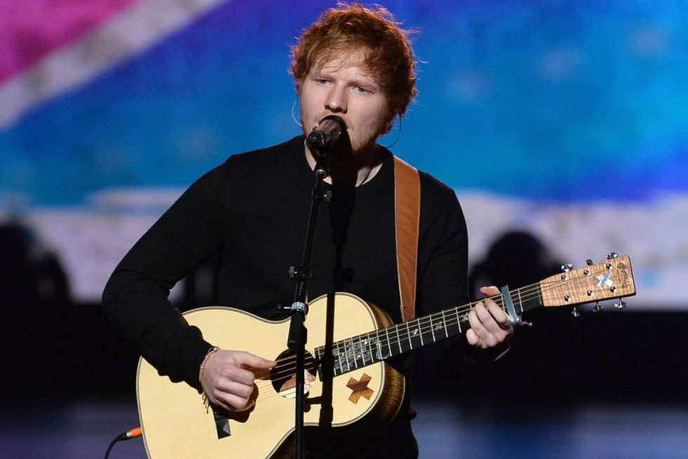 Ed Sheeran: le 10 cose da sapere