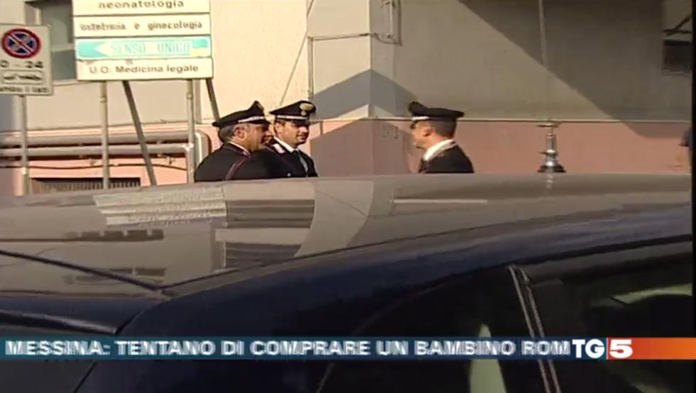 Messina: bambino venduto per 30 mila euro