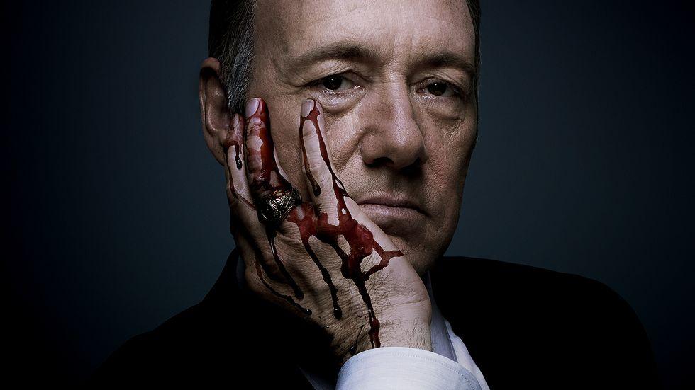 House of cards: la terza stagione su Sky in contemporanea con gli Usa