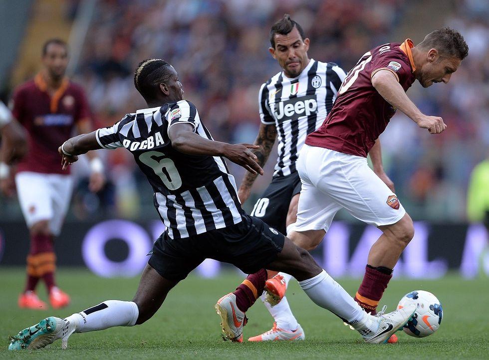 Fantacalcio, 25a Serie A:  Totti-Tevez, un duello da scudetto