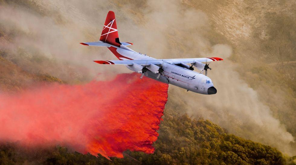 aerei antincendio