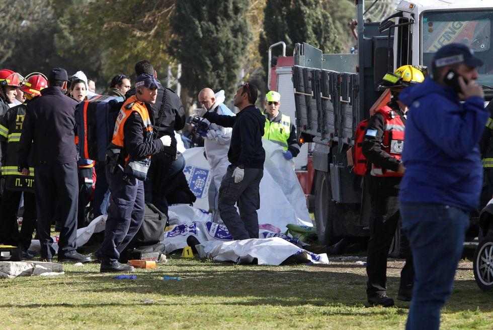 attacco gerusalemme terrorismo
