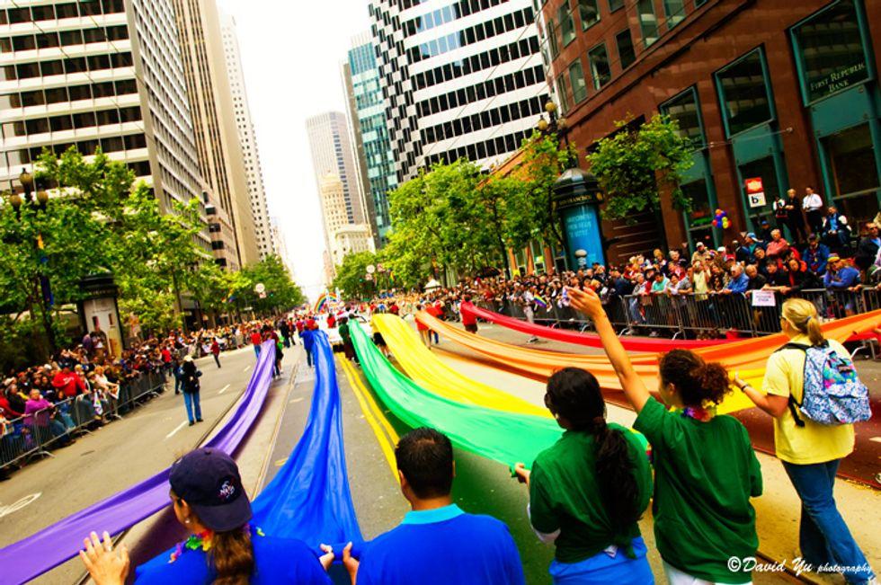 Facebook apre alla comunità LGBT: libertà assoluta nella scelta del genere
