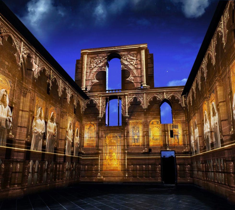 Dreaming Siena