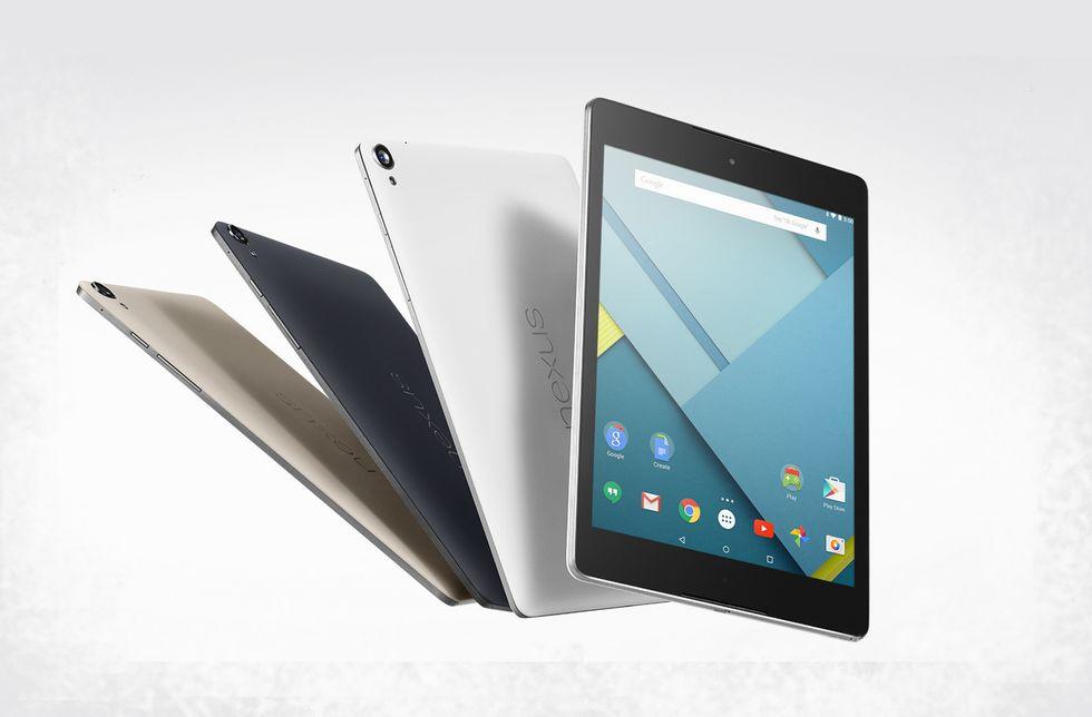 Nexus 9: cinque motivi per cui l'iPad deve temerlo