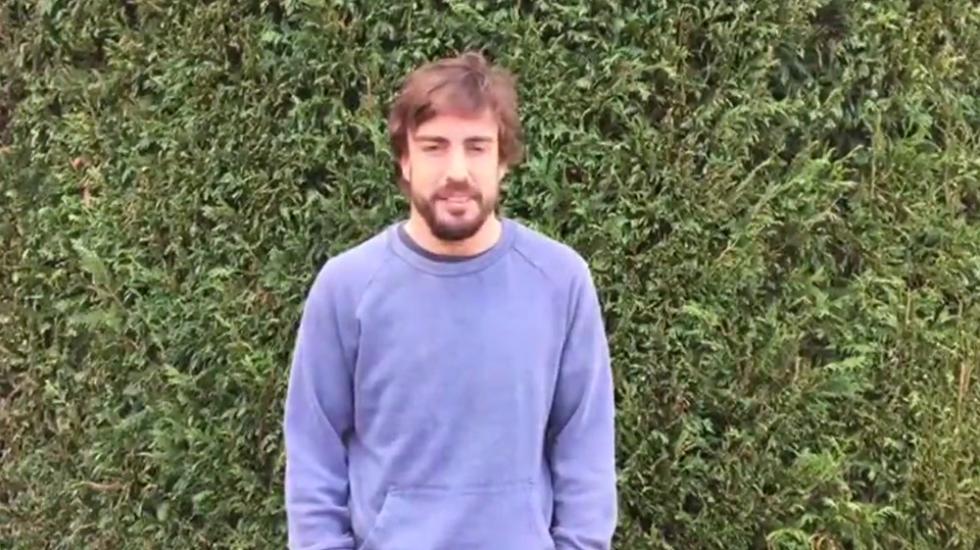 """Alonso: """"Sto bene. Grazie a tutti"""""""