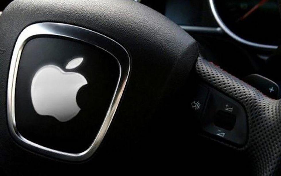 apple car flickr