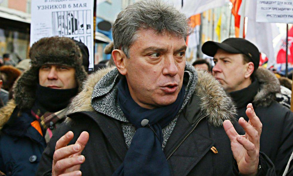 Omicidio Nemtsov: incriminati cinque ceceni