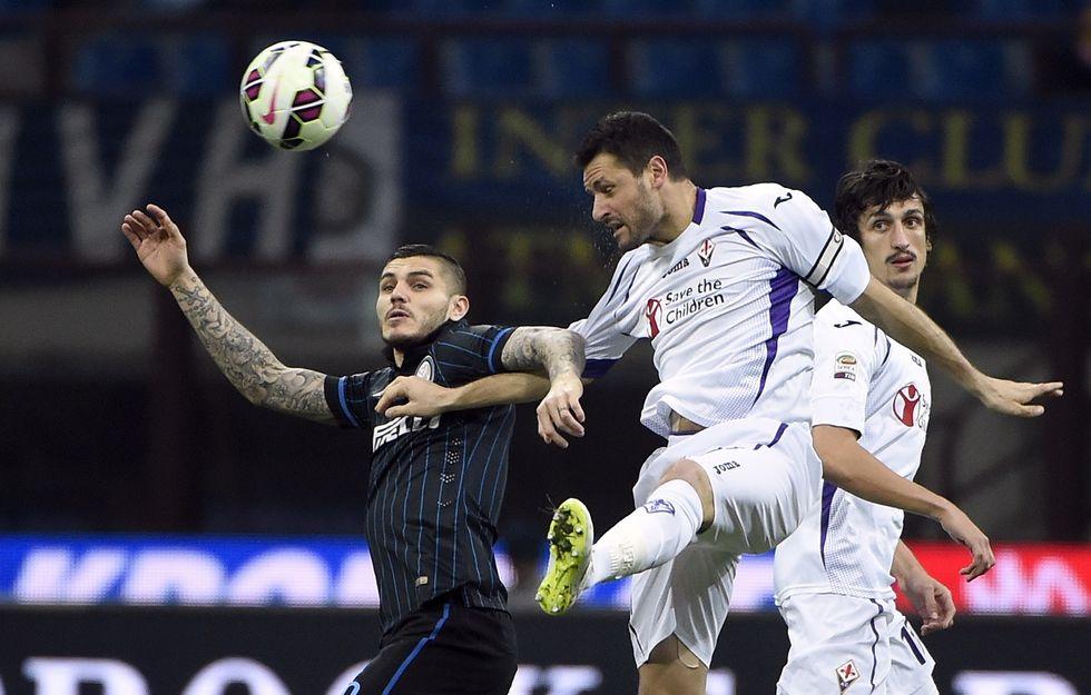 Inter - Fiorentina 0-1, la moviola in diretta