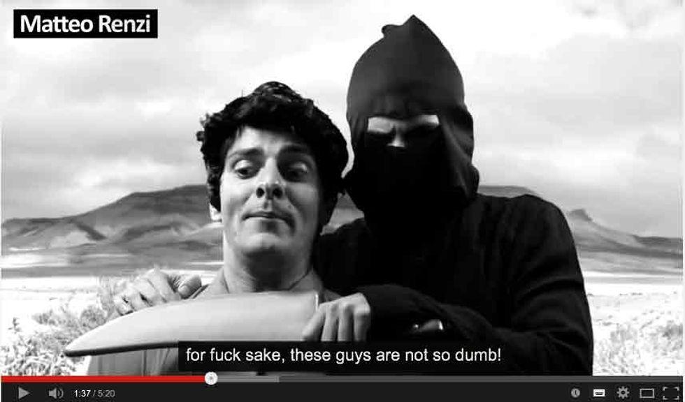 Tutte le parodie contro l'Isis