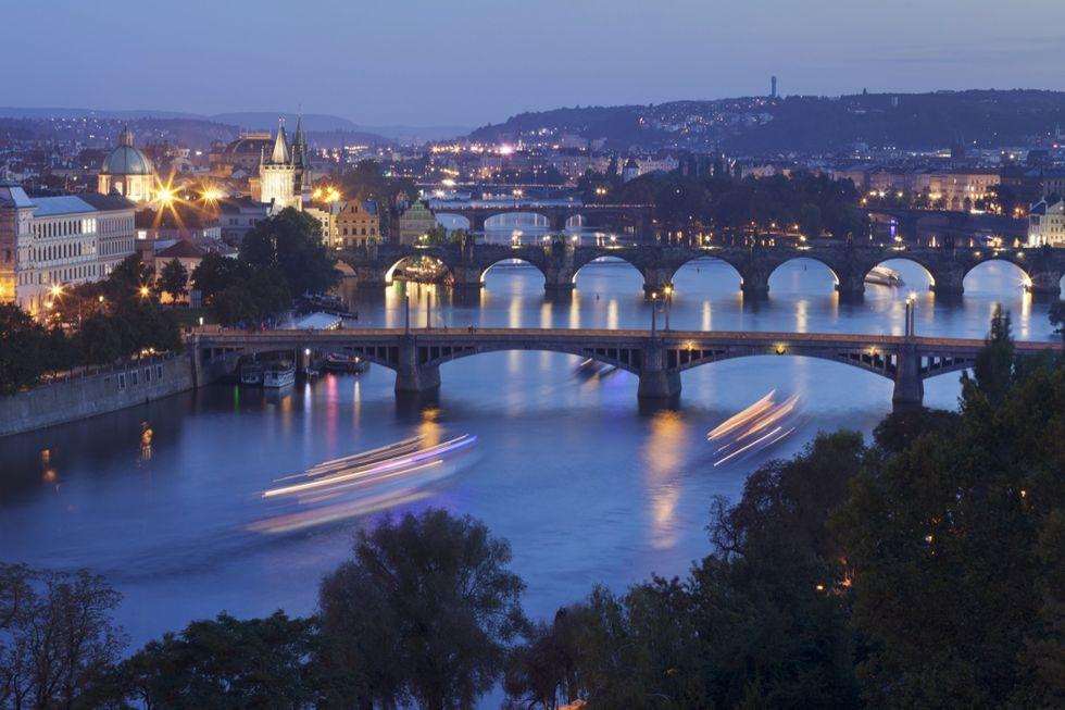 A Praga il jukebox di poesie