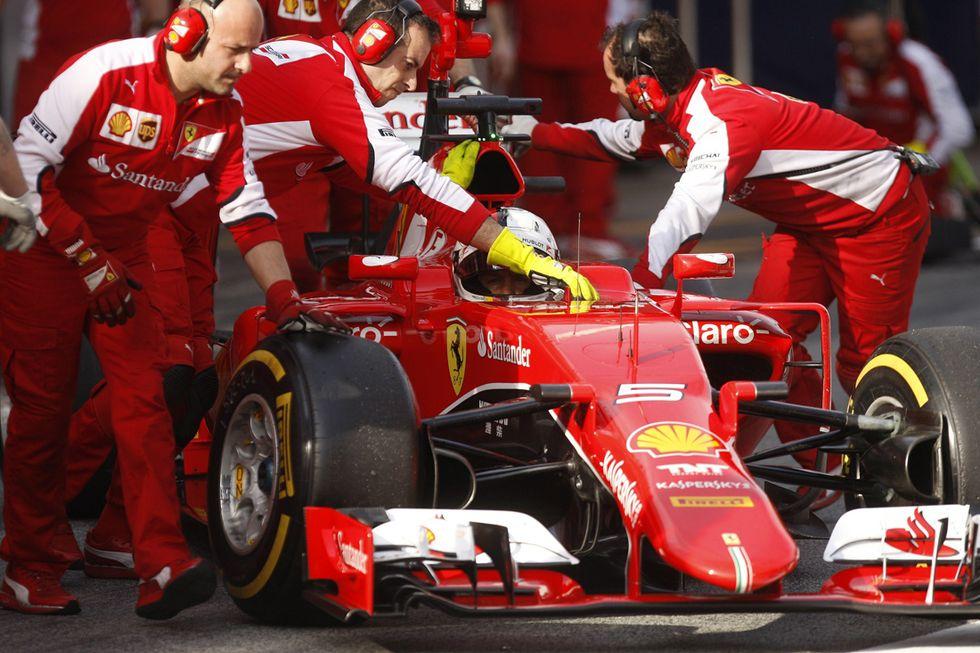 """Marchionne: """"Ferrari mondiale prima del 2018"""""""
