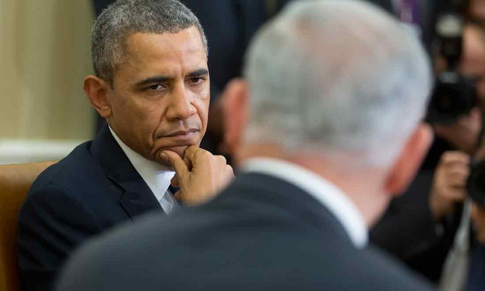 Nucleare iraniano: Obama contro Nethanyau