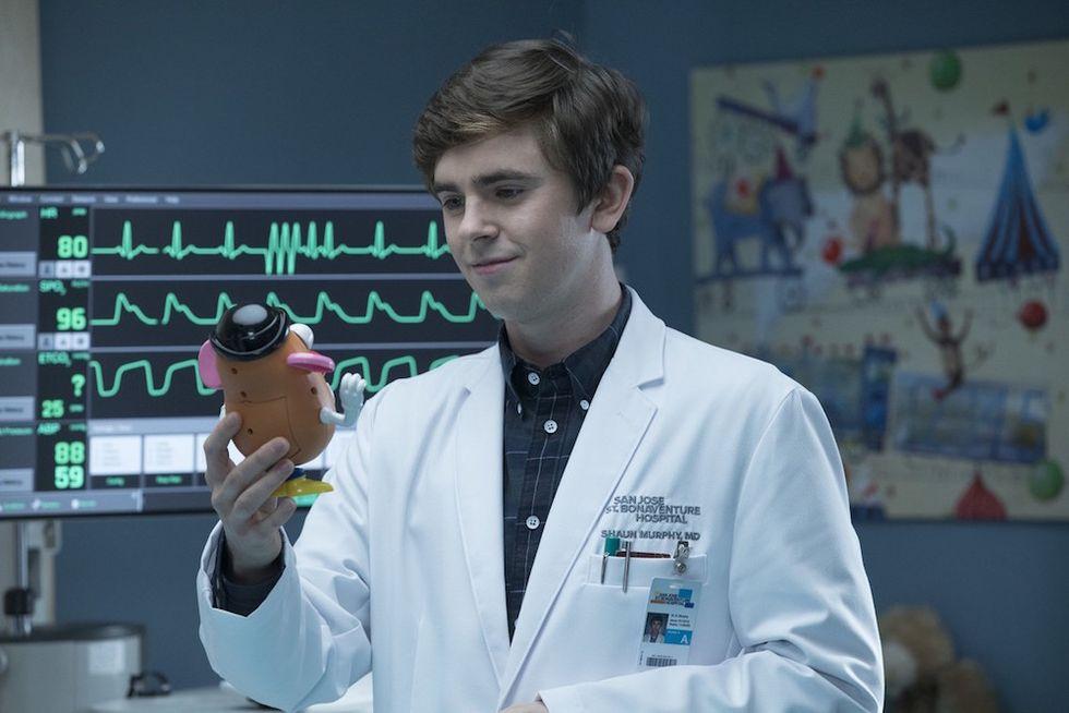 The Good Doctor: trama e foto degli episodi del 7 agosto