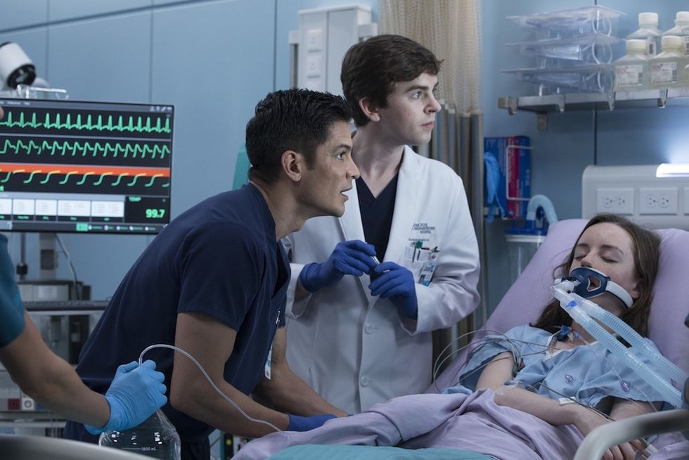 The Good Doctor: trama e foto degli episodi del 31 luglio