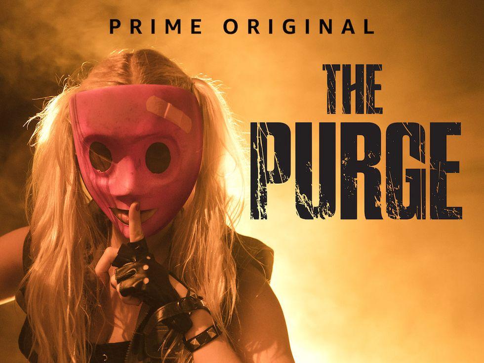 The Purge: il trailer e tutte le foto della serie tv