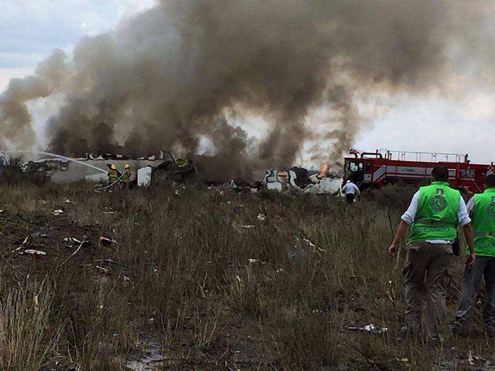 Incidente aereo in Messico: come si sono salvati i passeggeri