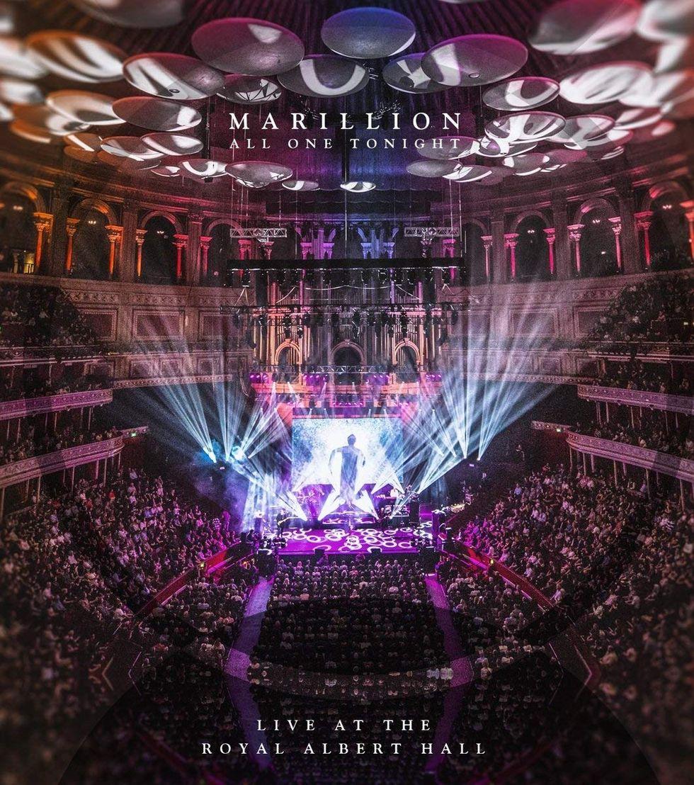 Marillion, All One Tonight:  trionfo alla Royal Albert Hall
