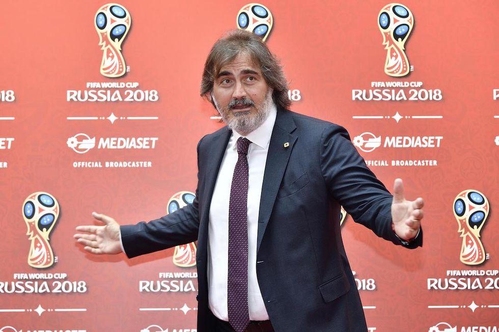 Mediaset: torna Pressing, Pierluigi Pardo alla conduzione