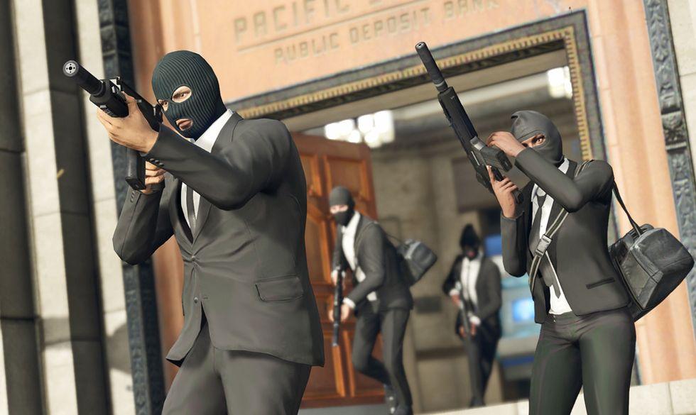 GTA Online – Colpi, 5 cose da sapere + 1 video