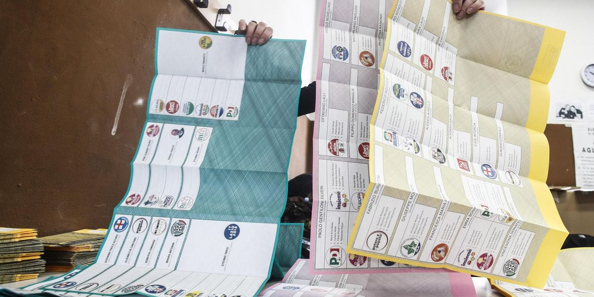Gli ultimi sondaggi: le intenzioni di voto