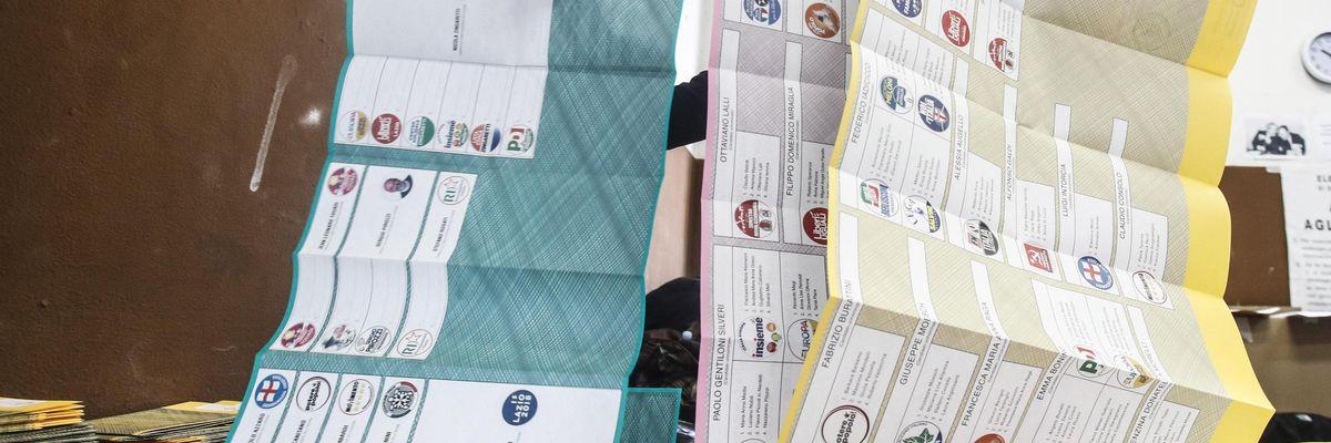 sondaggi politica lega intenzioni voto
