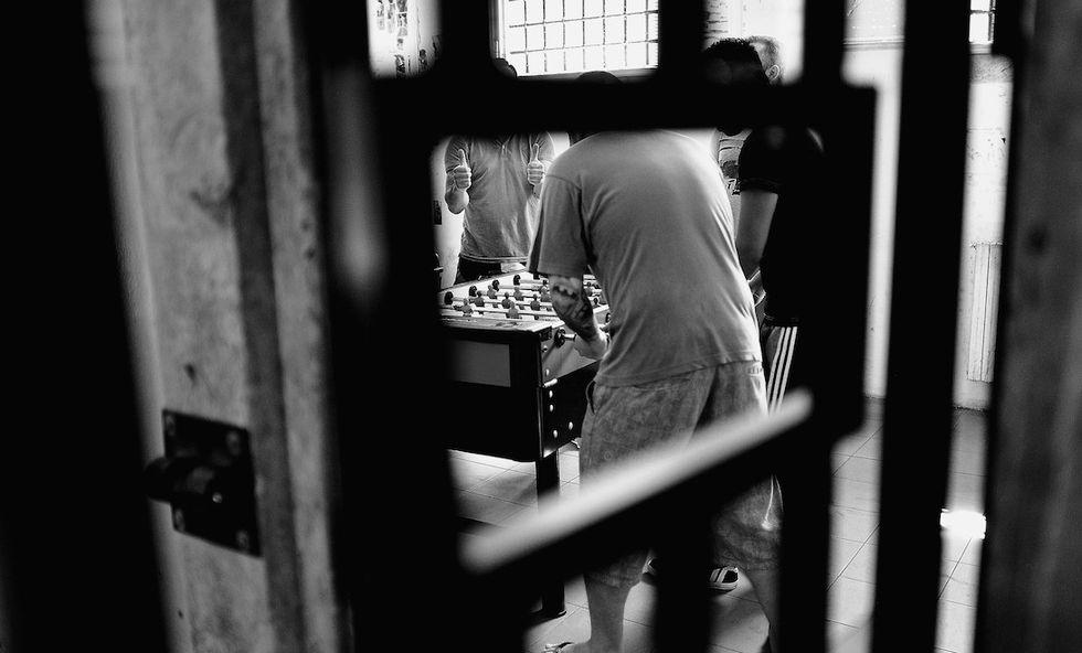 italia carceri prigioni carcere