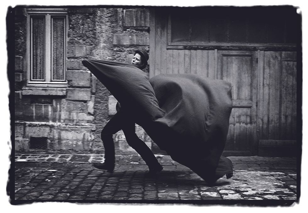 """Guido Harari: """"Quel giorno a Parigi Tom Waits indossò il mantello e..."""""""