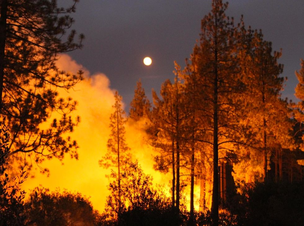 California fire 2018