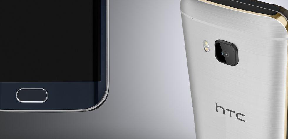 Samsung Galaxy S6 vs HTC One M9: la sfida