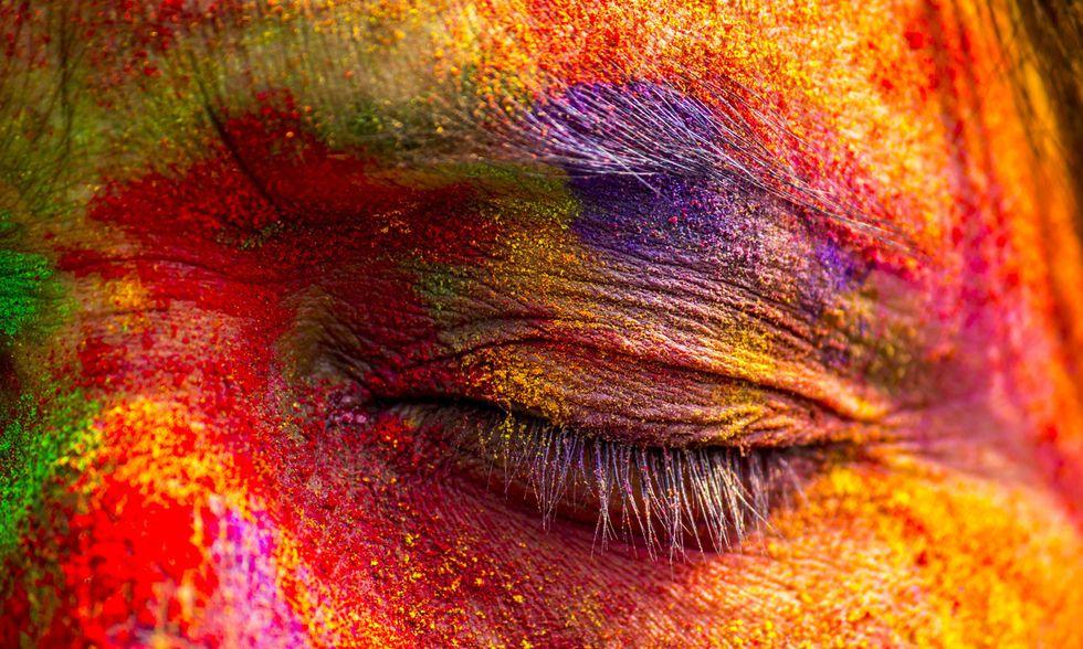 India, i colori della Festa di Holi