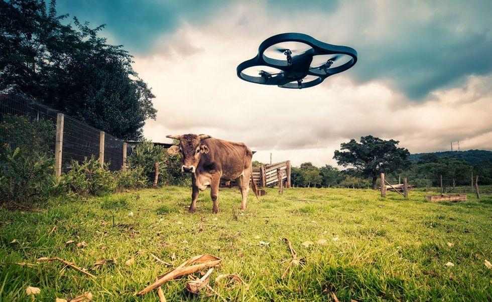 Droni, in arrivo quelli intelligenti