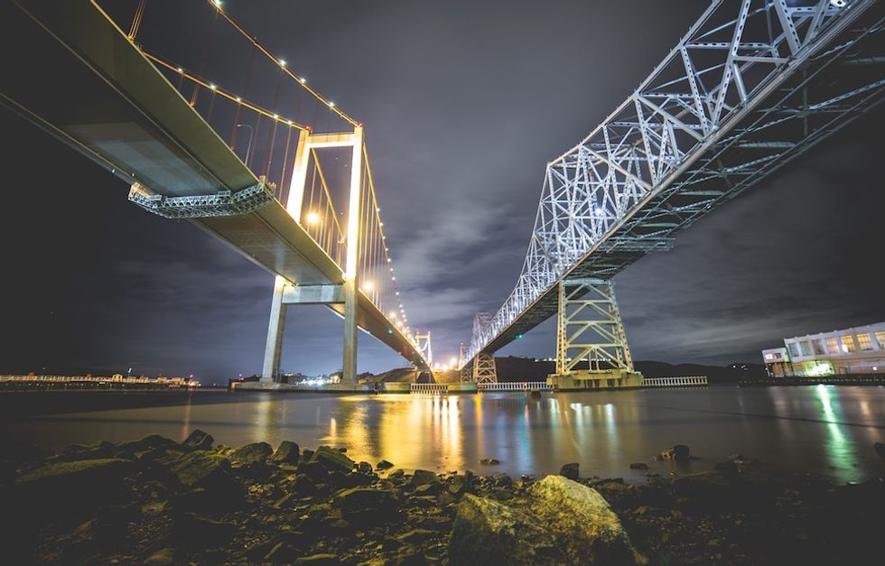 ponte iot tecnologia