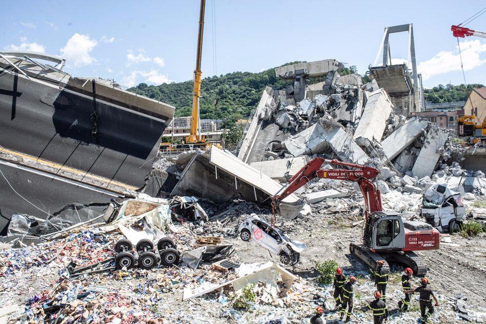 Disastro di Genova: ecco quali sono i ponti ad alto rischio in Italia