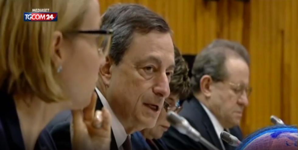 "Scatta il ""quantitative easing"" di Draghi"